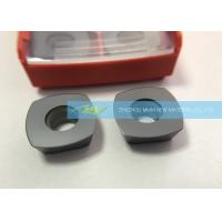 China High Feed Milling Carbide Milling Inserts High Metal Removal Rate on sale