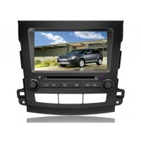 China Mitsubishi Outlander Car Audio Bluetooth DVD Player with GPS,TV Tuner, IPOD wholesale