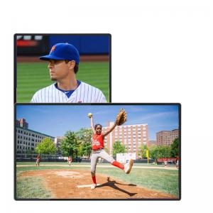 "China 27"" 32"" 43"" 49"" Win 10 LCD Wall Mount Digital Signage 1100/1 1920x1080 wholesale"