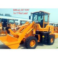 China Strong power flexibility user-friendly mini payloader with overall casting support & strong carry capacity on sale