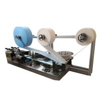 Buy cheap High Efficiency Mask Manufacturing Machine , Kn95 Earloop Mask Machine from wholesalers
