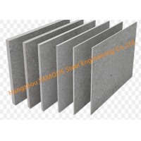 China Light Weight Perforated 18mm Fibre Cement Boards High Strength wholesale