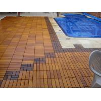 China High-end Garden Outdoor IPE Decking Tiles for Hotel or Private Swimming Pools wholesale