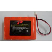 China 12V 600mAh aa nicd battery , ni cd rechargeable batteries KS KFI Emergency lighting wholesale