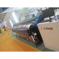 China A-Starjet Large Format Solvent Printer with two Epson DX7 head CMYK inks wholesale