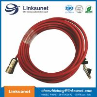Buy cheap Robot Teaching Device Soldering Wiring Harness Hummel Copper - Zinc Alloy Straight Connector from wholesalers