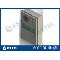 China Energy Saving Outdoor Cabinet Air Conditioner Embeded 48VDC 1500W Cooling Capacity wholesale