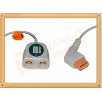 China Siemens Draeger Converter Invasive Blood Pressure Cable 16 Pin to 8 Pin wholesale