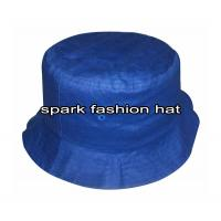 China Cheap cotton twill blank bucket hat for promotion wholesale