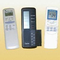 China Infrared Remote Control with LCD Screen, for Air Conditioner Uses wholesale