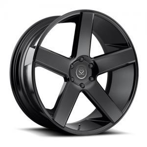 19 deep disc aluminium forged 1 piece chrome wheel rim