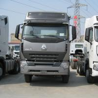 China HOWO A7  Prime Mover Truck and trailer ZZ4257N3247 semi truck mover wholesale