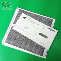 China Salary Envelope Type Pin Mailer Paper 100% Wood Pulp Material Black Image wholesale