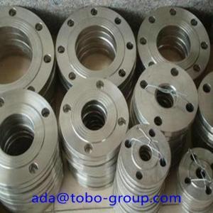 China ANSI B16.5 ASME B16.5 COPPER NICKEL THREADED FLANFES 150LBS 300LBS wholesale