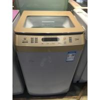 China Golden  Painting Upright Top Load Energy Efficient Washing Machines With Stainless Tub wholesale