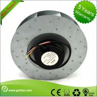 China Strong EC Centrifugal Fan Blower With Brushless External Rotor Motor wholesale