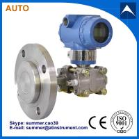 Quality High accuracy Smart Sanitary Differential Pressure Transmitter / Sensor with LCD for sale