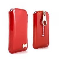 China Hot selling split leather case for iphone 4s on sale