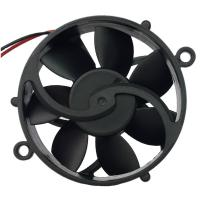 China Hydraulic Bearing Mini DC Brushless Fan 3.7/5V 6000 - 110000RPM Speed Long Lifespan wholesale