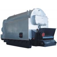 China High Efficiency Wood Coal Fired Steam Boiler 10 Ton For Chemical Industrial wholesale