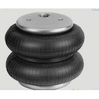 China Premium Air Spring Nature Rubber Pickup Air Ride Suspension Double Convoluted D2500 2500lb wholesale