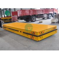 China Multidirectional Steerable 20 Tons Electric Transfer Cart with Lifting/Lowering for Handling Steelmill Components on sale