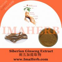 Factory supply siberian ginseng extract from Felicia@imaherb.com