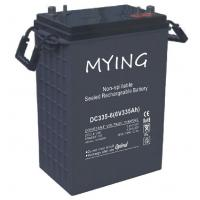 China 6V 335Ah Deep Cycle VRLA Battery Equivalent Of Golf Cart Battery Trojan J305P wholesale
