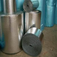 China Heat reflective bubbble foil roofing insulation wholesale