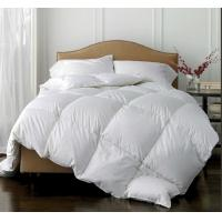 Quality Modern Washed 80% White Duck Down Feather Quilt  Winter Breathable Warm Comforter for sale