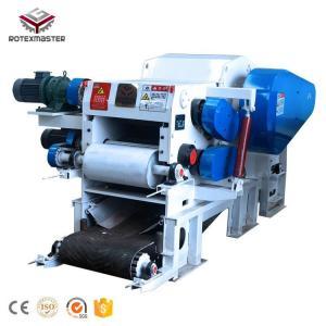 China Drum type wood chipping machine 8-15t/h capacity wood chips making machine wholesale