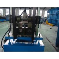 China Double Rows Rack Roll Forming Machine 2.0mm Steel Thickness wholesale