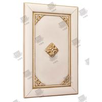 China UK Internal Primer Hdf Wooden Moulded Doors Hollow Core No Shrink No Split wholesale