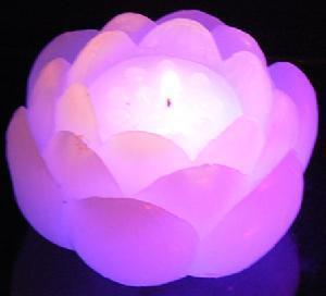 China Flower Shaped LED Candle (UN-LED-020) wholesale