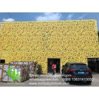 China Weatherproof Curtain Wall Decorative Perforated Aluminum Sheet supplier wholesale