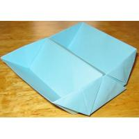 China auto bottom plain kraft carton box wholesale