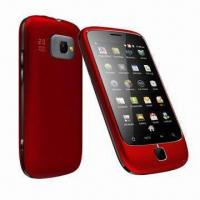 China 3.5-inch Touch Screen 3G Smartphones with Google's Android 2.3.6 wholesale