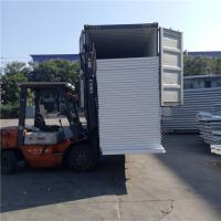 China 10kg 50mm polystyrene foam thermal insulation eps sandwich wall panel wholesale