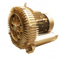 China 25HP Aluminium Alloy Goorui Side Channel Blower for Central Vacuum System wholesale