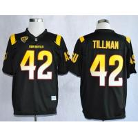 Quality cheap wholesale NCAAA Arizona State Sun Devis (ASU) Pat Tillman 42 College Football Jersey for sale