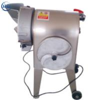 China Catering Enterprises Green Leafy Vegetable Cutter , Potato Peeling And Cutting Machine wholesale