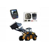 China TFT Display Screen Front End Wheel Loader Weigher Built In Printer High Precision on sale