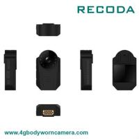 China Removeable Battery Body Worn Video Camera 1080P Resolution GPS Waterproof IP67 wholesale