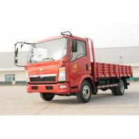 China Howo Light Cargo Truck 1-4T 1760  Cabin with AC 85HP Let Hand driving wholesale