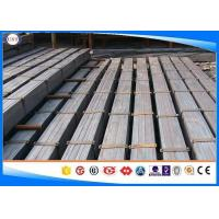 Quality DIN 1.7221 / 55Cr3 /5160 / SUP9 Hot Rolled Steel Bar Spring Steel Flat Bar for sale