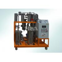 China Stainless Steel Cooking Oil Filtration Machines Anti Rust 380 V 50 HZ on sale