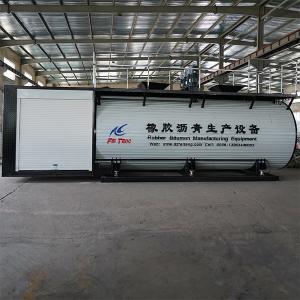 China Double Heating Sbs Modified Bitumen Production Machine wholesale