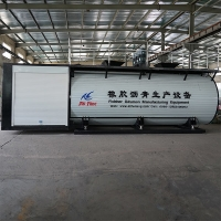 Buy cheap Double Heating Sbs Modified Bitumen Production Machine from wholesalers
