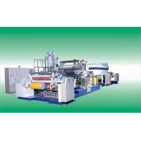 China Plastic Film Extruder Coating And Laminating Machine Excellent Coating Adhesion wholesale