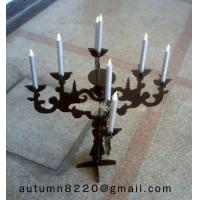 China Church Halloween Candle Holders wholesale
